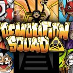 enarmad bandit demolition squad