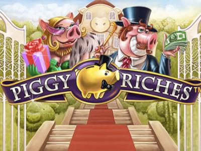 enarmad bandit piggy riches