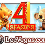 leo vegas 4 seasons enarmad bandit