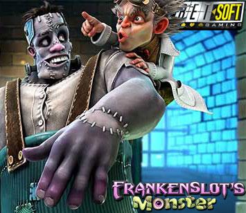 betsoft frankenslots monster enarmad bandit