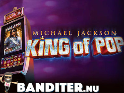 enarmad bandit michael jackson - king of pop