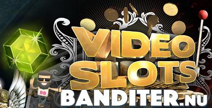 videoslots online casino enarmad bandit